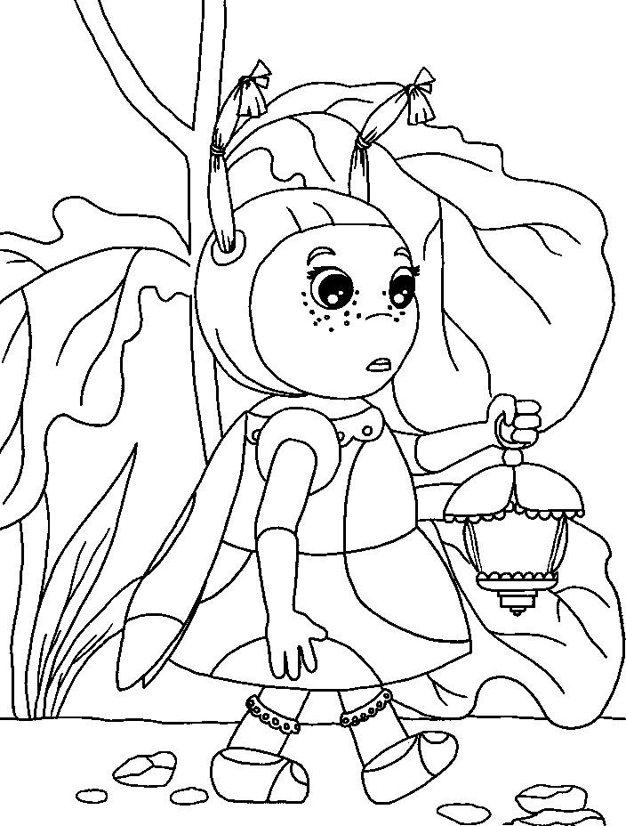 Игры смешарики раскраски для детей