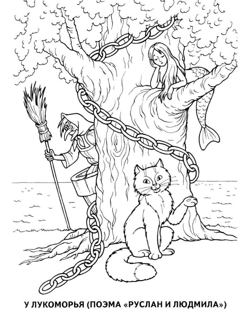 Дерево казок украинских писменикив литературных